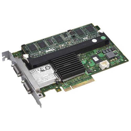 Dell PERC 6/E SAS RAID Controller Card
