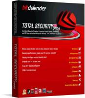 BitDefender Total Security 2009 (3PC)