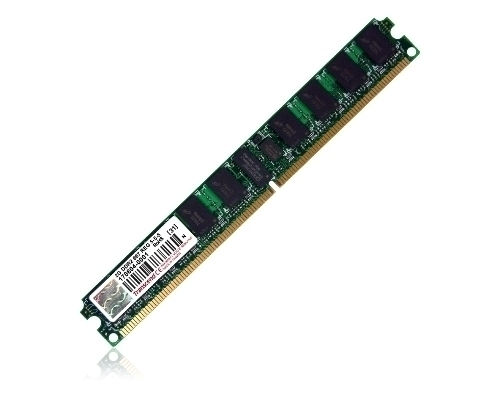 2GB DDR3-1333MHz ECC Registered VLP DIMMs PC3-10600