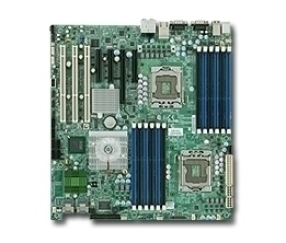 Supermicro Workstation Board X8DA6