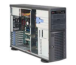 Supermicro SC743T-500B
