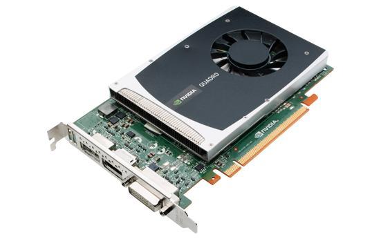 NVIDIA Quadro 2000 1GB 128-bit GDDR5 PCI Express 2.0 x16 Workstation Video Card
