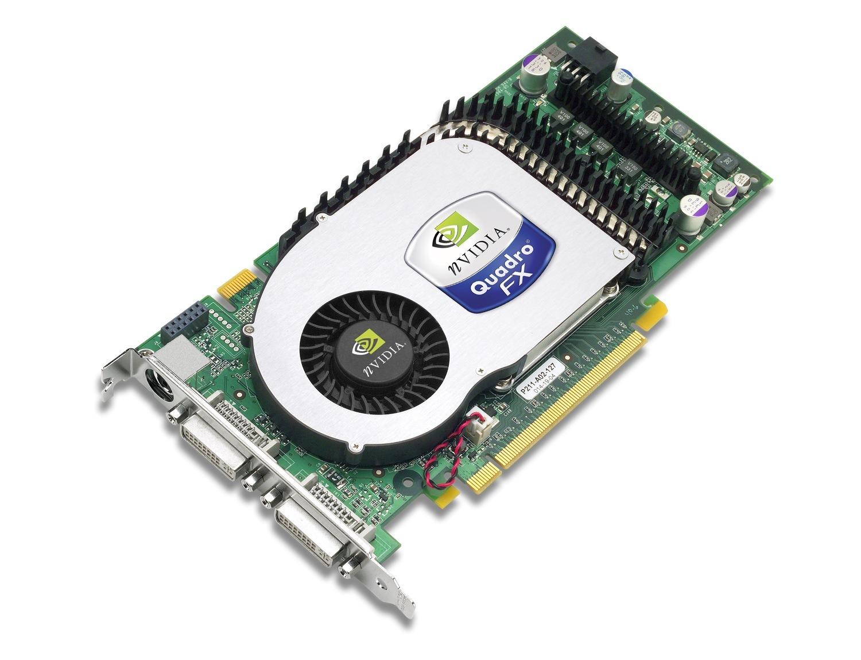 NVIDIA Quadro FX 3400 256MB 256-bit GDDR3 PCI Express x16 SLI Supported Workstation Video Card