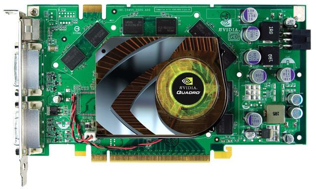 Siêu Thị Máy Chủ :: NVIDIA Quadro FX 3500 256MB 256-bit GDDR3 PCI