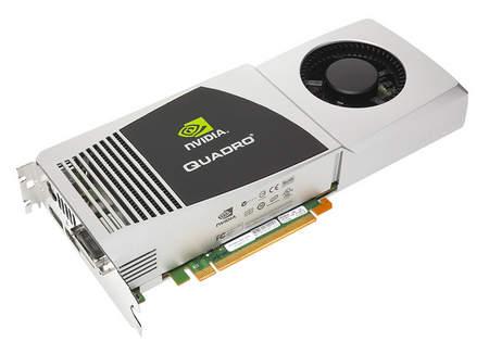 NVIDIA Quadro FX 4800 1.5GB 384-bit GDDR3 PCI Express 2.0 x16 SLI Supported Workstation Video Card