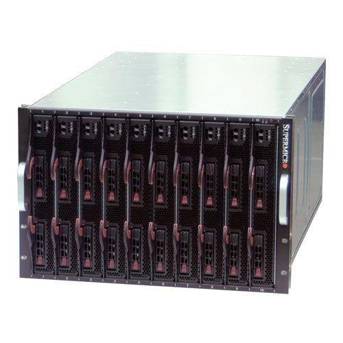 Supermicro Enclosure SBE-710E-R48