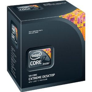 Intel Core i7-980X 6-Core 3.33Ghz Extreme Edition