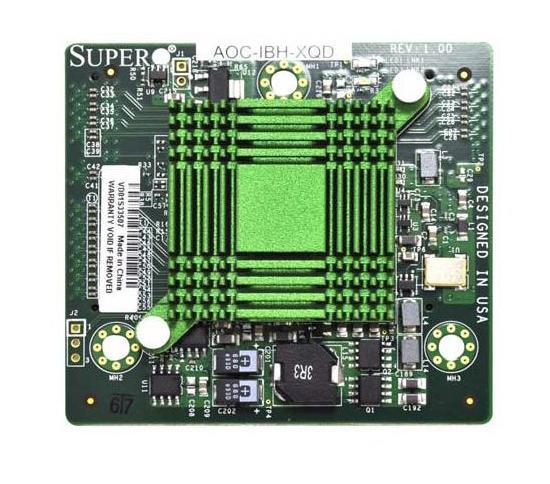 Supermicro Mezzanine Card AOC-IBH-XQD