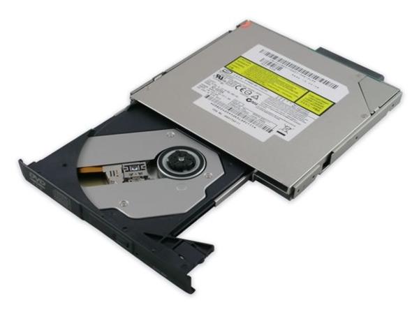 Slim 8X DVD-ROM Internal Drive
