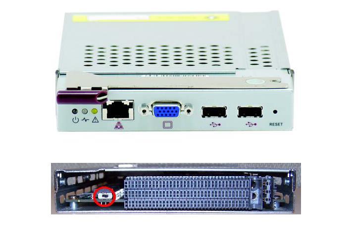 Supermicro TwinBlade CMM Module SBM-CMM-003