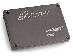Micron C300, 6Gb/s, 128GB MLC, 2.5