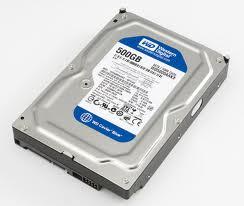 WD Caviar Blue 500 GB SATA 6Gb/s 7200RPM 16MB 3.5