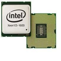 Intel Xeon E5-1650 (3.2GHz, 12MB L3 cache, LGA2011, 130 Watt)
