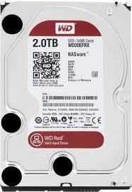 Ổ Cứng Western Digital Red  2TB IntelliPower SATA 6.0Gb/s 64MB 3.5inch