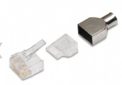 AMP Category 6 Modular Plug