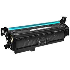 HP 507A Black LaserJet Toner Cartridge -551N