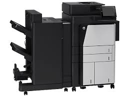 LaserJet Enterprise flow M830z NFC/Wireless Direct MFP