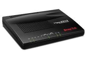 Thiết Bị Mạng Draytek Vigor2912F Router