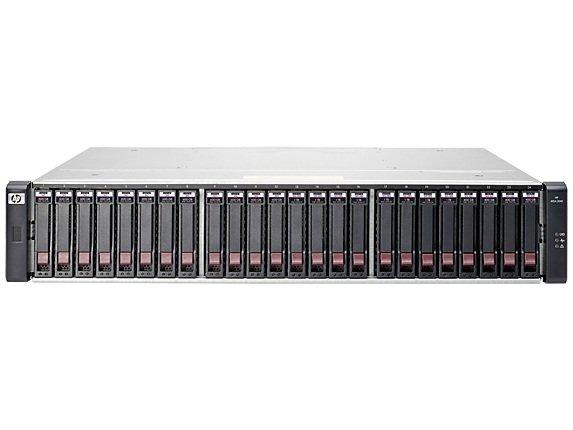 HP MSA 2040 SAS Dual Controller SFF Storage