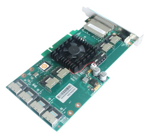 LSI SAS2X36-32i4e Expander