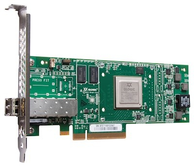 QLogic 16Gb FC Single-port HBA for IBM System x
