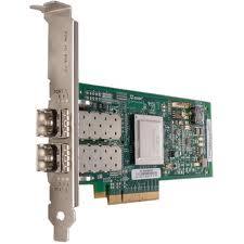 QLogic 8 Gb FC Dual-port HBA for IBM System x