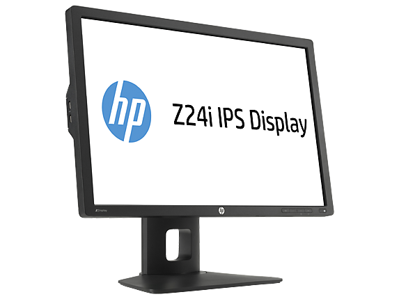 HP Z Display Z24i (24'') IPS LED Backlit Monitor