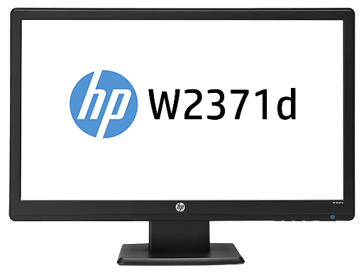 HP W2371d 23-inch LED LCD Monitor