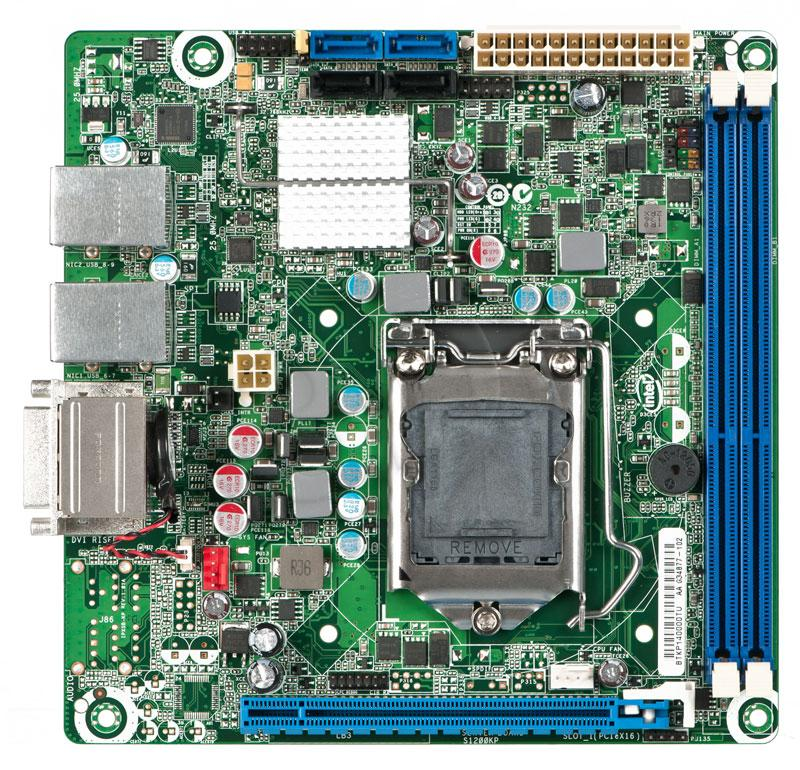 Intel® Server Board S1200KP