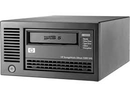 HP LTO-5 Ultrium 3280 SAS External Tape Drive