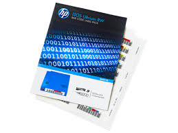 HP LTO5 Ultrium RW Bar Code Label Pack