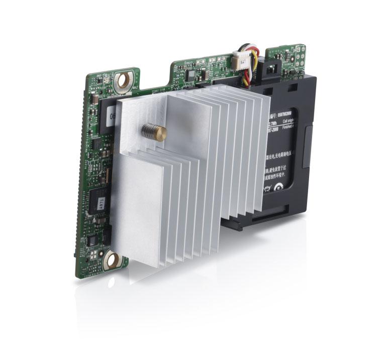 PERC H710 Mini Integrated RAID Controller, 512MB NV Cache Raid (0,1,5,6, 10,50,60)