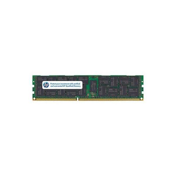 HP 8GB (1x8GB) Dual Rank x4 PC3L-10600R (DDR3-1333) Registered CAS-9 Low Voltage Memory Kit - OEM
