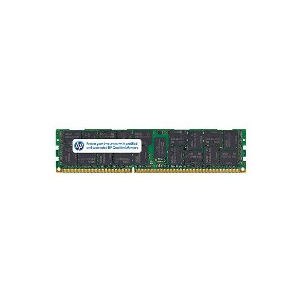 HP 32GB (1x32GB) Quad Rank x4 PC3L-10600L (DDR3-1333) Load Reduced CAS-9 Low Voltage Memory Kit - OEM