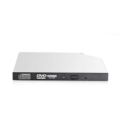 DVD-RW HPE 9.5mm SATA JackBlack Gen9 Optical Drive