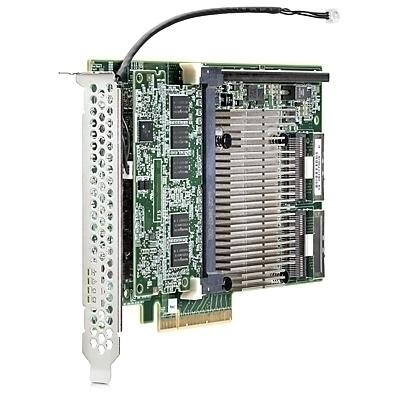 HP Smart Array P840/4GB FBWC 12Gb 2-ports Int FIO SAS Controller