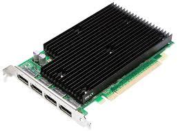 PNY Quadro NVS 450 VCQ450NVS-X16-PB 512MB (256MB per GPU) 128-bit (64-bit per GPU) GDDR3 PCI Express x16 Workstation Video Card