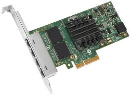 Intel I350-T4 4xGbE BaseT Adapter for System x