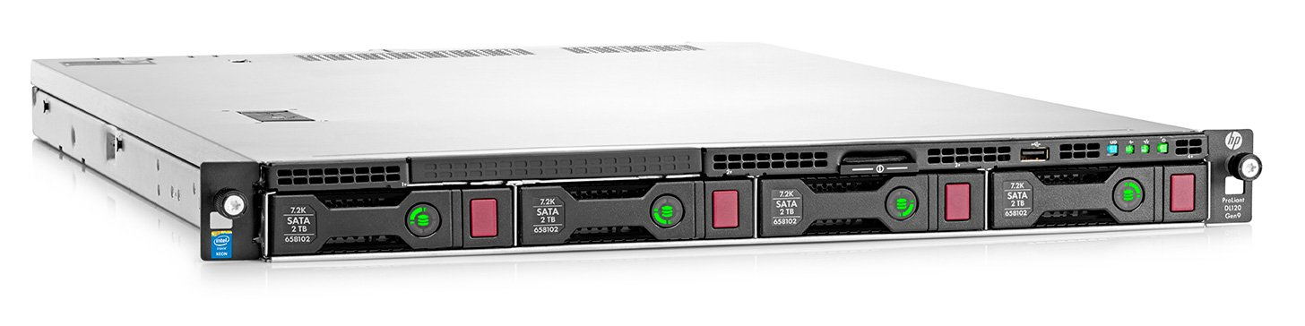 Chassis HP DL60 G9 - 550W Power Supply