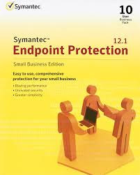 Symantec Endpoint Protection Small Business Edition 12.1 cho 1 Server/1năm