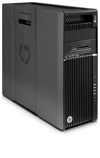 Chassis HP workstation Z640