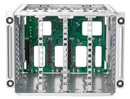 HP DL380 Gen9 Additional 8SFF Bay2 Cage/Backplane Kit