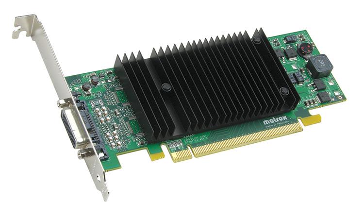 Matrox P690 Plus LP PCIe x16