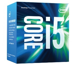 Intel® Core™ i5-6600K Processor (6M Cache, up to 3.90 GHz)