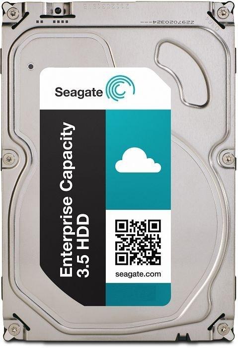 2TB Seagate® Enterprise V.4 SAS 512E 12Gb/s 7200 RPM 128MB 3.5in