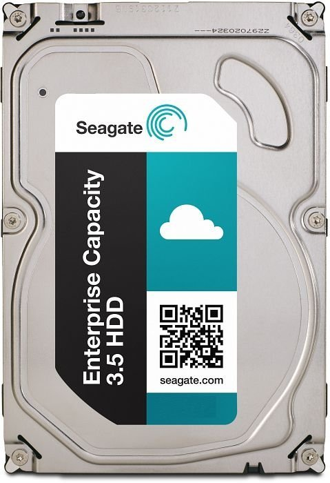 2TB Seagate® Enterprise V.4 SAS 512E  SED 12Gb/s 7200 RPM 128MB 3.5in