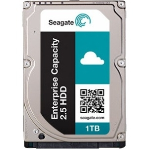 1TB Seagate® V.3 Enterprise 512E SAS 12Gb/s 7200 RPM 128MB Cache 2.5inch 1yr Warranty