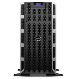 DELL™ TOWER CHASSIS T430 - 2x495W Power Supply