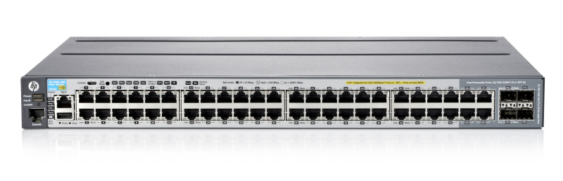 HP 2920-48G-POE+ 740W Switch (J9836A)