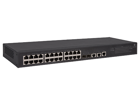 HP 1950-24G-2SFP+-2XGT Switch